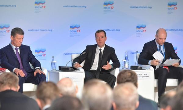 Медведев раскритиковал финансовую политику регионов