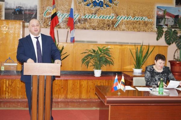 В Конышевском районе Курской области избран глава
