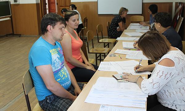13 тыс. избирателей пришли научастки впроцессе предварительного голосования