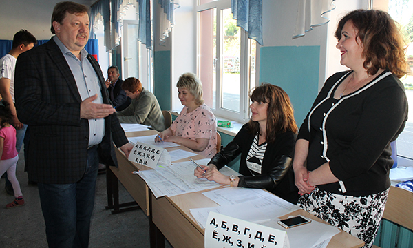 Предварительное голосование: Как отыскать собственный участок для голосования?