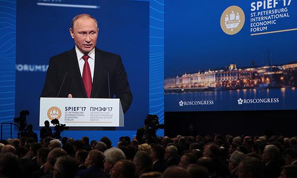 Путин предложил внедрить механизм «инфраструктурной ипотеки» для инвесторов