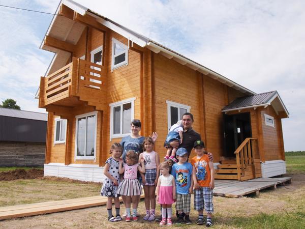 максимально быстро продажа жилья многодетной семье термобелья