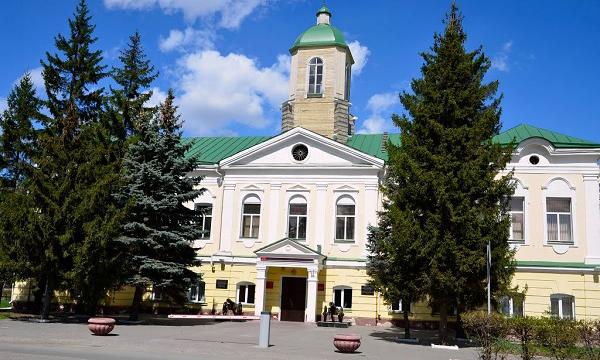 В рамках партпроекта будет восстановлено старейшее здание Омска
