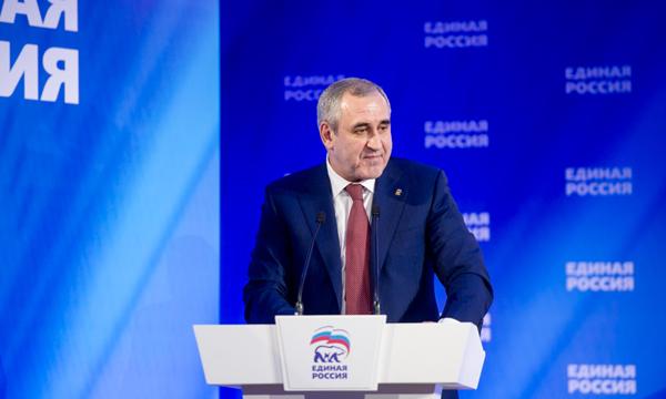 В работе форума «Единой России» участвовало около тысячи человек