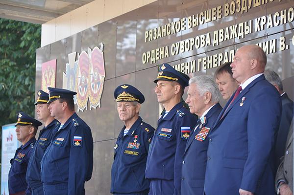 068f83a9e22b Ряды РВВДКУ имени генерала армии В.Ф. Маргелова пополнили 400 первокурсников
