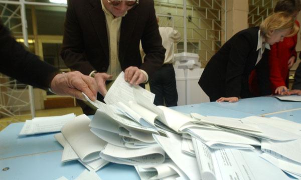 В Томской области завершились выборы