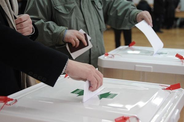 Свои голоса на выборах отдали более 135 тысяч жителей Томской области