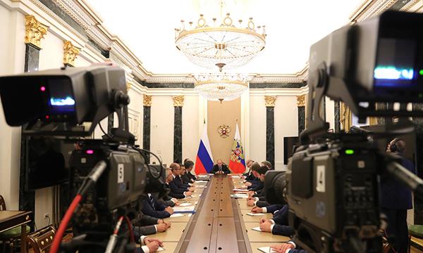 Евгений Савченко вступил вдолжность руководителя Белгородской области