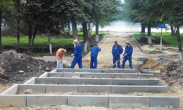 В Богородицке партпроект благоустроит парк