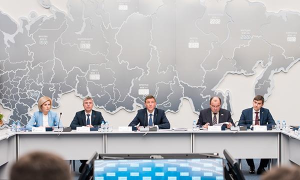 «Единая Россия» проведет партийный съезд 22декабря