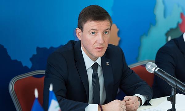 Турчак: Уральский МКС Партии будет включать в себя все регионы УФО