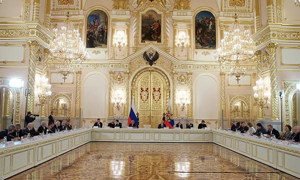 Владимир Путин проинформировал опланах посозданию нового закона окультуре