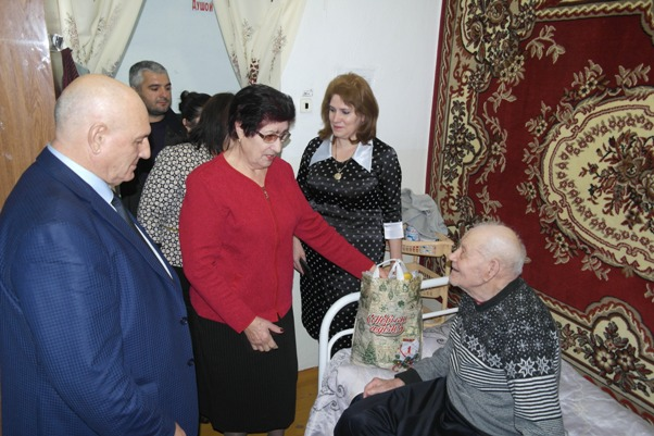 Дом престарелых дагестане дом престарелых цао