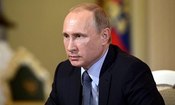 Путин следит заходом проекта «Лидеры России»