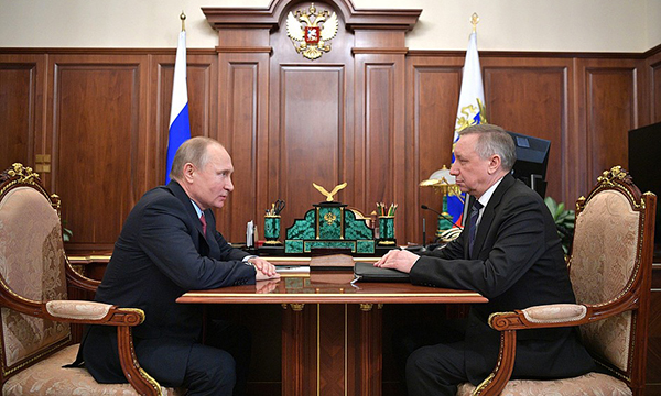Путин призвал власти регионов эффективно работать для исполнения майских указов