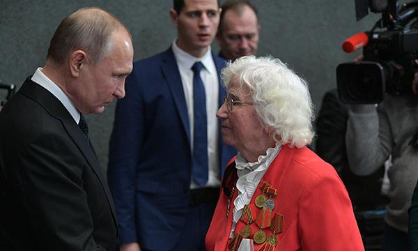 Путин посетит Петербург иЛенобласть вдень 75-летия прорыва блокады
