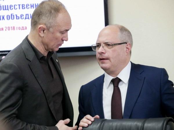 Александр Брыксин: «Задача законодателей – активизировать гражданское общество»