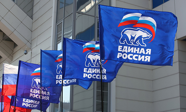 «Единая Россия» проведёт весной ребрендинг, поведал Турчак