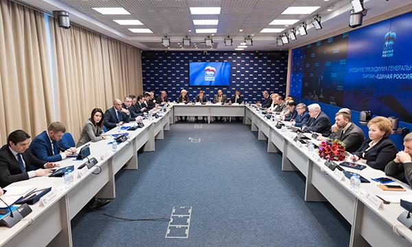 И. о. секретаря нижегородского отделения единороссов стал депутат Государственной думы Денис Москвин