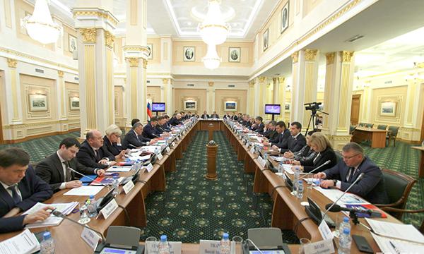 В Екатеринбурге прошло первое заседание Уральского МКС после его реформирования
