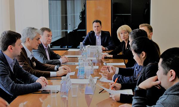 Зубарев: Мировые лидеры блокчейн-индустрии планируют реализацию масштабных проектов в России