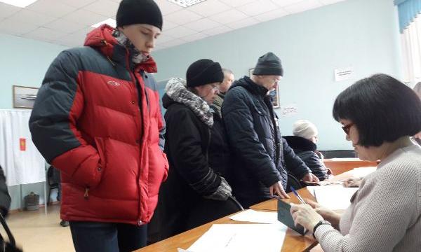 Рекордная явка на выборах Президента РФ зафиксирована в Томской области