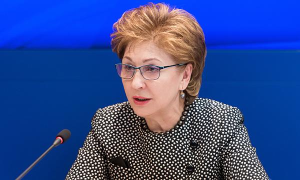 Карелова: Участие граждан должно сделать Стратегию действий в интересах женщин более эффективной