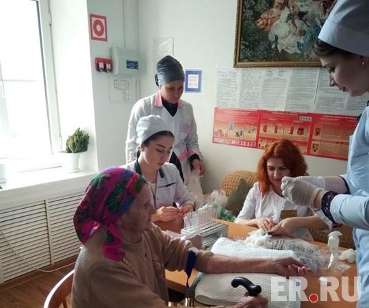 Дом престарелых для медицинских работников частные дома для престарелых в иркутской области