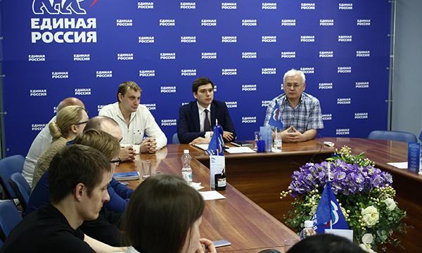 Участники ПГ озвучили предложения по улучшению качества жизни жителей Рязани