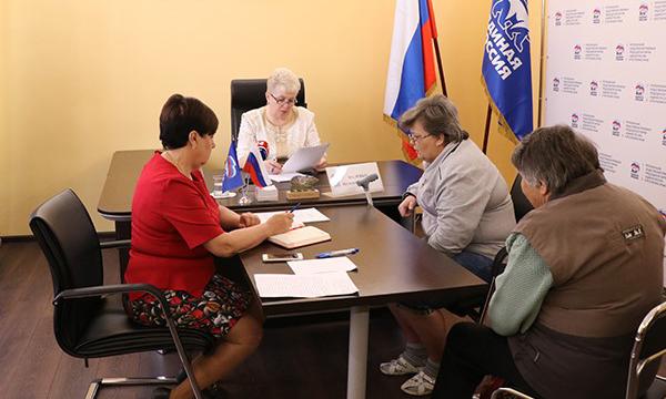 Приемная в Симферополе помогла пенсионеру решить вопрос предоставления льгот на капремонт