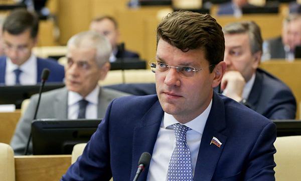 Кравченко: Законопроект о дефибрилляторах был представлен партпроектом «Локомотивы роста»