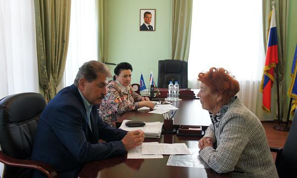 Костромская приемная поможет вдвое участника ВОВ пройти медобследование