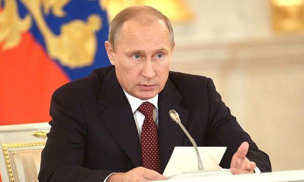 Путин подписал указ о продлении действия контрсанкций на 2019 год