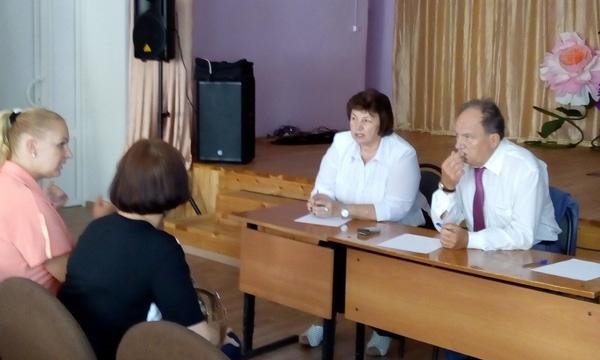 Воронежская приемная подвела итоги работы за 10 лет