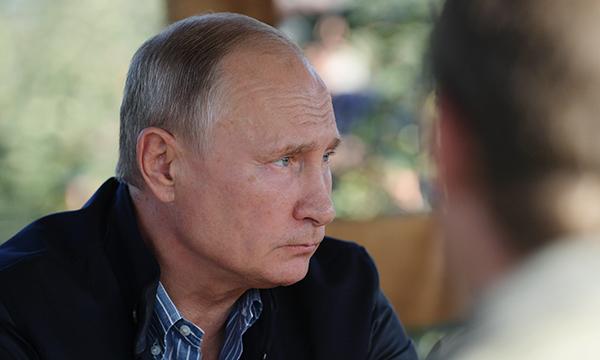 Фото: Алексей Дружинин/РИА Новости