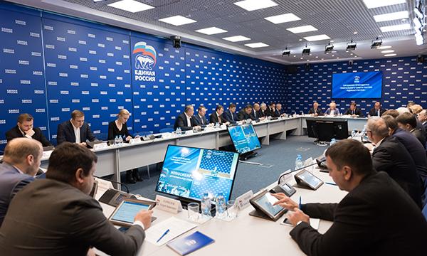 ПГС утвердил кандидатуры исполняющих полномочия секретарей ряда реготделений ЕР