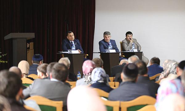 В Чечне партийцы собрали более 30 предложений и рекомендаций по обновлению работы «Единой России»