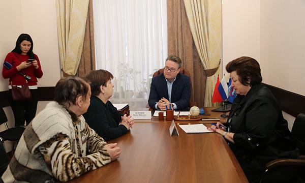 Мэр Воронежа призвал районные управы к эффективному диалогу с жителями