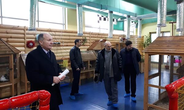 Народные контролеры удовлетворены итогами проверок пожарной безопасности торговых центров в Грозном