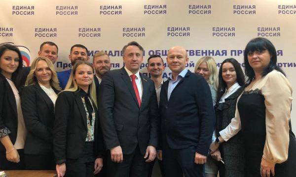В ходе Недели приемов в Брянской области была открыта 821 дополнительная площадка Партии