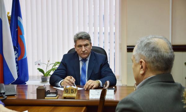 В Воронежской области состоялся прием по вопросам здравоохранения