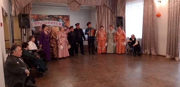 Дома престарелых новочеркасск пятигорск санаторий для инвалидов колясочников
