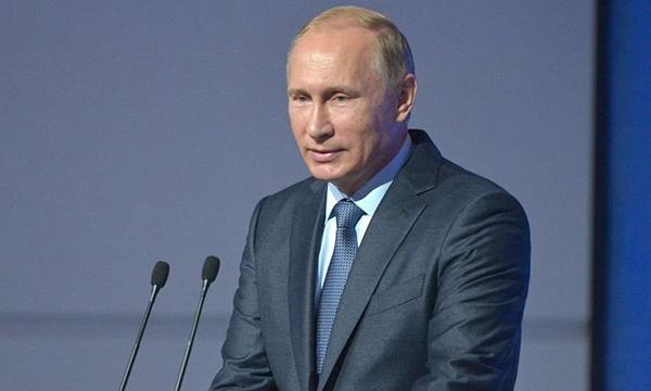 Путин примет участие в XVIII Съезде ЕР