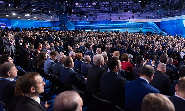 ПГС сменил трех руководителей Межрегиональных координационных советов «Единой России»