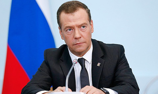 Медведев: Широта творческих интересов Церетели не знает границ