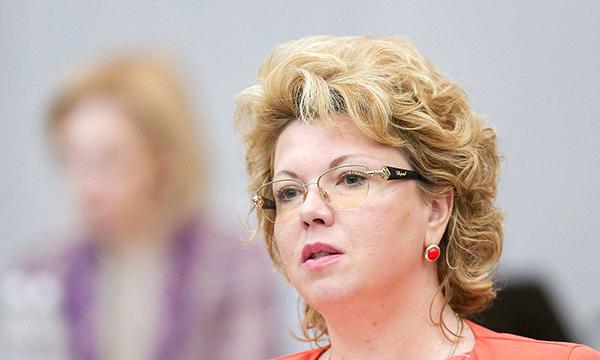 Ямпольская рассказала о парламентских инициативах, посвященных Году театра в России