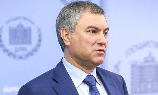 Володин отметил важность совместной работы парламента и прокуратуры для нацпроектов
