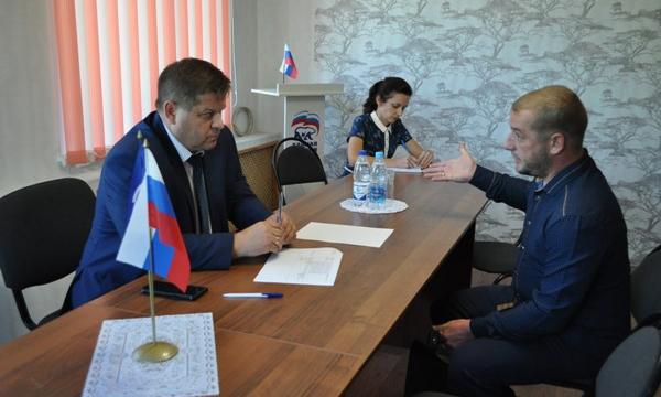 Более трети обращений в Кузоватовской местной приемной решены положительно