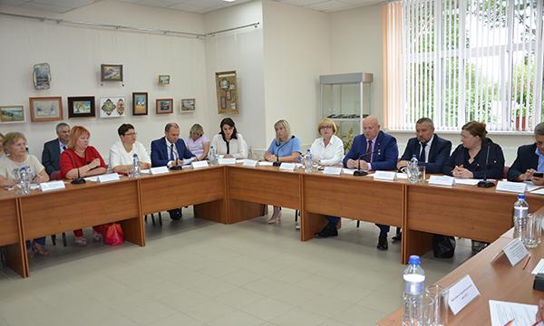 Красов проконтролировал восстановление объекта культурного наследия в Касимове