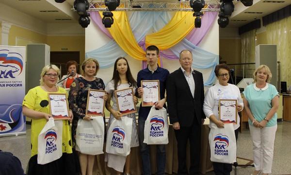В Ижевске наградили победителей «Диктанта Победы»